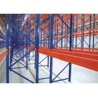 China Customzied Heavy Duty Metal Shelving Units For Industrial Warehouse Storage on sale