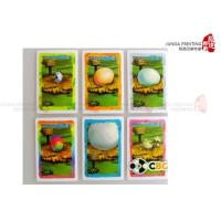 Quality Gloss Art Paper Playing Paper Cards Print Poker Cards With CMYK Printing for sale
