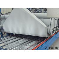 China 380v/50-60HZ Stainless Steel Polishing Equipment With Low Flying Dust on sale