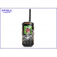 Quality 2.4inch outdoor Mobile Phone Spec SmartPhone walkie talkie X6​ for sale