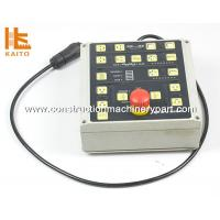Buy cheap OEM Metal Asphalt Paver Parts Dynapac Remote Side Control Box product