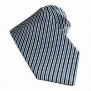 China Classical Polyester Cravat Necktie, Handmade on sale