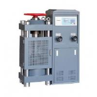 China AC 380V 50Hz Automatic Compression Testing Machine Concrete Testing Equipment on sale