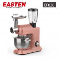 Quality Easten 3-in-1 Multi-function PlanetaryStandFood Mixerwith Meat Grinder/ 700W Kitchen Mixer Machine for sale