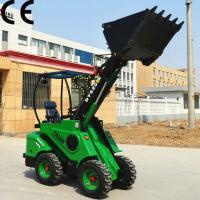 Quality DY620 hot 4 wheel drive mini agricultural/garden farm loader for sale