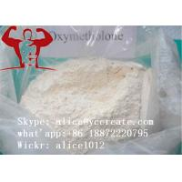 Buy cheap MW 332.48 Oral Anabolic Steroids 434-07-1 White Powder Anadrol Oxymetholone product