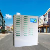 China Wifi Access Cell Phone Charging Stations Solar Powered Mobile Phone Charging Vending Machine on sale