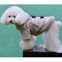 China OEM Personalized Dog Clothes for Winter , PET Apparel Size XX XL on sale