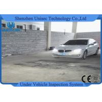 China High Scan Static Under Vehicle Inspection System Scanning for Any Vehicle Type on sale