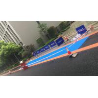 Buy cheap Smellessness EPDM Running Track With Colored EPDM Rubber Granules Material from wholesalers