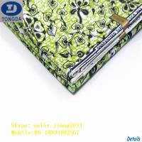 Quality New style real wax printed fabric for sale