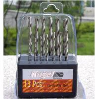 Buy cheap 13 pcs HSS Metal Drill Bit Set WITH TIN from wholesalers