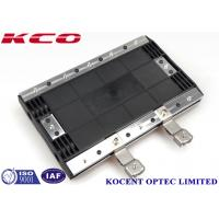Buy cheap FTTH GPON Aerial Fiber Optic Joint Closure Connection Box 12 Cores KCO-A-2-2-01 product