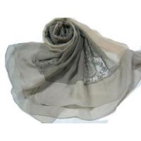 Quality Lace Blended Silk Scarf (HP-C2798) for sale