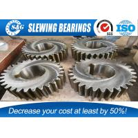 Quality 304 Stainless Steel Starter Pinion Gear Whole Quenching For Crane for sale
