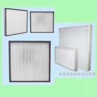 Buy cheap Resustance to high humidity air filter from wholesalers