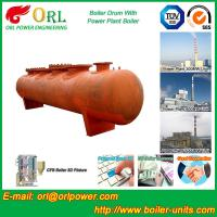 Buy Water proof coal fired boiler mud drum ORL Power at wholesale prices
