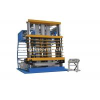 Quality Hydraulic Type Vertical Tube Expander Machine For Radiator Tube Fin Expansion for sale