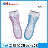 Buy cheap Ladies 3-Blade Close Curve Wet and Dry Shaver from wholesalers