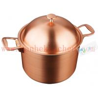 Quality Titanium cookware casserole,thickness 1.5mm and diamter 20cm for sale