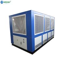 Plastic Injection Molding Machine Chiller System Mould Cooling 40 Tr Water Chiller