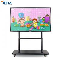 Quality Android OS LCD Interactive Touch Screen Digital Display Large Conference Room for sale