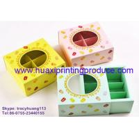 Quality Colorful Chocolate Boxes for sale
