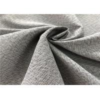 Quality High Stretch Coated Polyester Fabric , Durable Breathable Fabric 57 Inch Width for sale