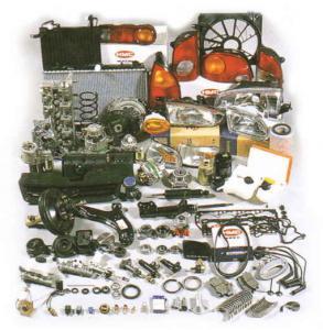 non-ferrous metal casting parts