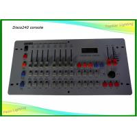 Quality Disco DMX Lighting Controller , Wireless Dmx Controller Usb With LED Light for sale