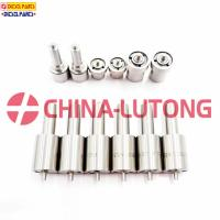 Quality diesel engine fuel injector nozzle DSLA154P1320 for MERCEDES BENZ for sale