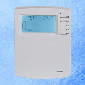 Buy cheap SR658 Solar Water Heater Controller For Split Pressurized Solar Water Heater from wholesalers