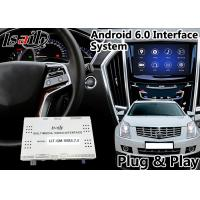Quality Android 6.0 Car Multimedia Navigation System for Cadillac SRX CUE System 2014-2018 Spotify Google Chrome Play Store for sale