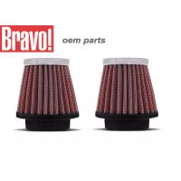 Quality Cg Titan Lavavel Aftermarket Motorcycle Air Filters For Nxr Bros 125 / 150 / 160 for sale