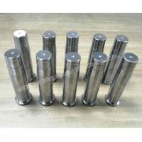 China Stavax Material Plastic Mould Parts Core Pin Injection Molding Tolerance +/-0.01mm on sale