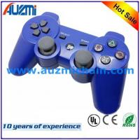 Quality PS3 bluetooth game controller with sixaxis function dual shock gamepad for sale