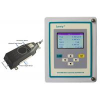 Quality Compact Design Area Velocity Flow Meter For Open Channel Partially Filled Pipe for sale