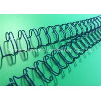 Buy cheap Wear - Resisting Double Loop Wire O , 23 Loops Twin Loop Wire Binding product