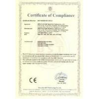 China Bra Online Market Certifications