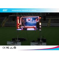 China Outdoor HD Rental Led Screen Pixel Pitch 6.66mm With 140 Degree Viewing Angle on sale