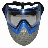 Quality Spunky Paintball Military Tactical Mask With Hard And Soft Rubber Material for sale