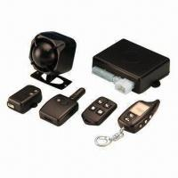 Quality 2-way Remote Starter Car Alarm System with Siren Output and Call Out Function for sale