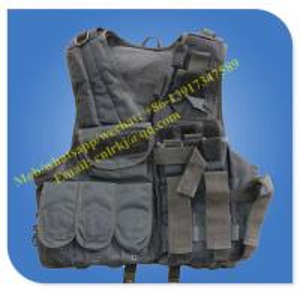 China NIJ certificated level IIIA Military Body armor tactical body armor on sale