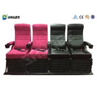 Buy cheap Soundproof 4D Cinema Movies Theater With 4DM Motion Chair Special Effect product