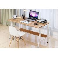 Quality Simple Type Single Bedroom Desktop Computer Desk Economy Customized Color for sale