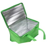 Quality Non-woven Material and Food Use commercial cooler bag. size:25cm*20cm*20cm for sale