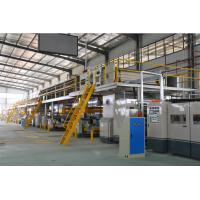 China 1800mm 5 Ply Fully Automatic Corrugated Cardboard Production Line, Corrugated Paperboard Production Line on sale