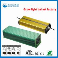 China 400w electronic ballast for HPS /MH lamp on sale