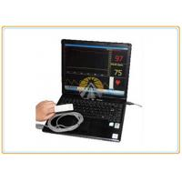 PC Based Screen Pulse Oxygen Meter For Adult / Child USB Port Small Size
