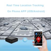 China User Friendly Personal GPS Tracking Device , Personal GPS Homing Device on sale